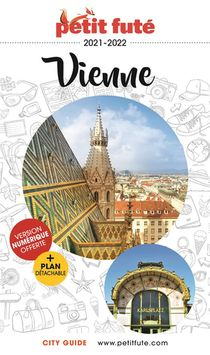 Guide Petit Fute ; City Guide ; Vienne (edition 2021/2022)