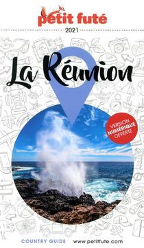 Guide Petit Fute ; Country Guide ; Reunion (edition 2021)