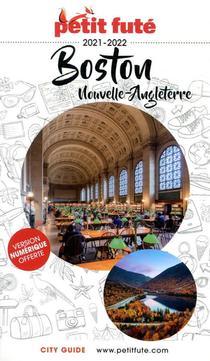 Guide Petit Fute ; City Guide ; Boston, Nouvelle-anglaterre