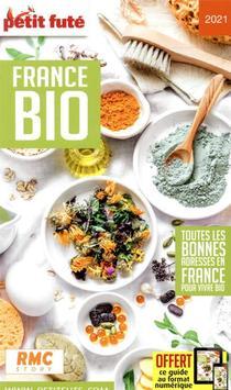 France Bio 2021 Petit Fute + Offre Num