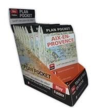 Boite Comptoir Plan Pocket D'aix-en-provence (15 Ex)