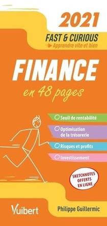 Fast & Curious ; Finance ; Apprendre Vite Et Bien (edition 2021)