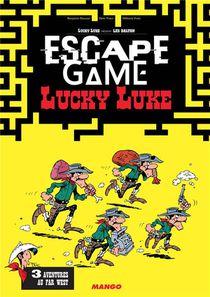 Escape Game ; Lucky Luke ; 3 Aventures Au Far West