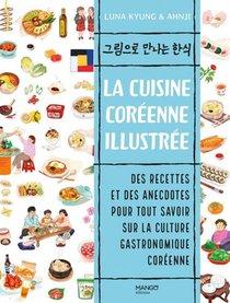 La Cuisine Coreenne Illustree
