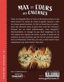 Max Et L'ours Des Cavernes