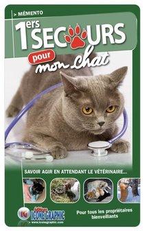Memento Premiers Secours Pour Mon Chat