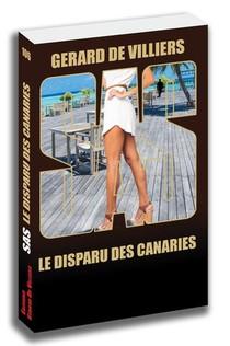 Sas T.106 ; Le Disparu Des Canaries