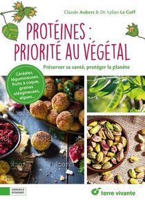 Proteines : Priorite Au Vegetal