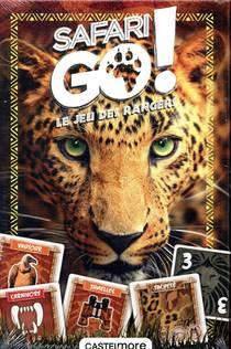 Safari Go ! ; Le Jeu Des Rangers
