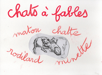 Chats A Fables