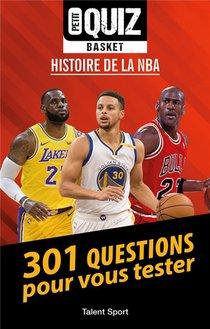Petit Quiz Basket ; Histoire De La Nba