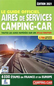 Guide Officiel Aires De Services Camping-car