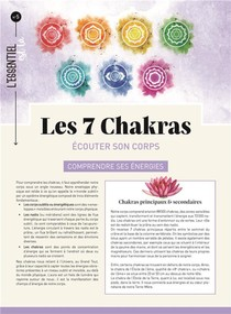 Les 7 Chakras : Ecouter Son Corps