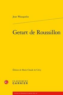 Gerart De Roussillon