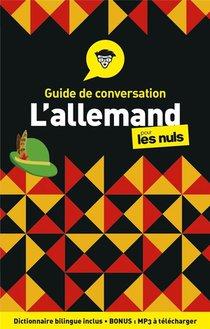 Guide De Conversation Allemand Pour Les Nuls (4e Edition)