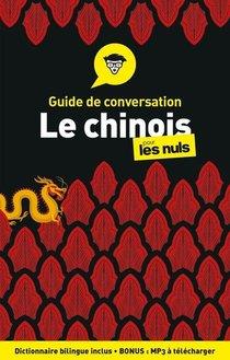 Guide De Conversation Chinois Pour Les Nuls (4e Edition)