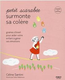Petit Scarabee Surmonte Sa Colere