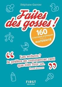 Petit Livre De Faites Des Gosses !