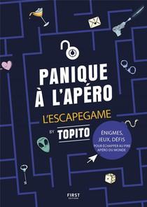 Afterwork : L'escape Game By Topito : Cahier De Jeux