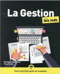 La Gestion Pour Les Nuls (3e Edition)