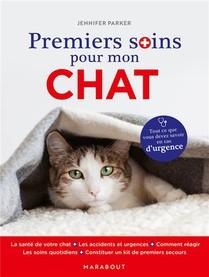 Premiers Soins Pour Mon Chat