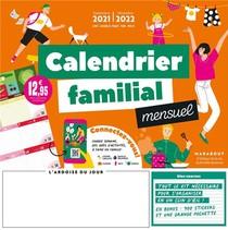 Calendrier Familial Mensuel (edition 2021/2022)