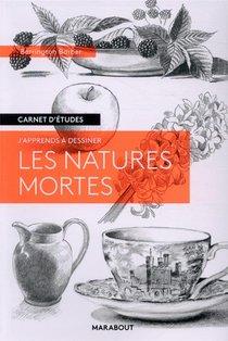 Carnet D'etudes ; J'apprends A Dessiner Les Natures Mortes