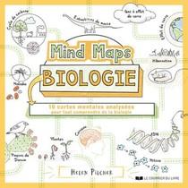 Mind Maps Biologie ; 10 Cartes Mentales Analysees Pour Tout Comprendre De La Biologie