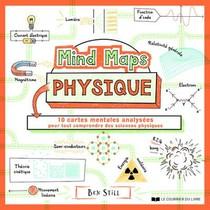 Mind Maps Physique ; 10 Cartes Mentales Analysees Pour Tout Comprendre Des Sciences Physiques