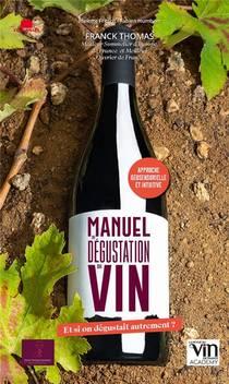 Manuel De Degustation Du Vin