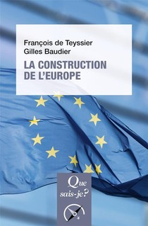 La Construction De L'europe (7e Edition)
