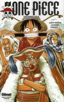 One Piece - Edition Originale T.2 ; Luffy Versus La Bande A Baggy !!