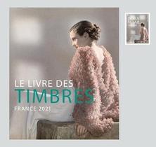 Le Livre Des Timbres : France 2021
