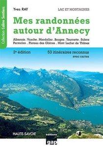 Mes Randonnees Autour D'annecy (2e Edition)