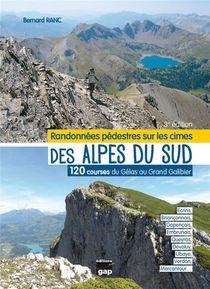 Randonnees Pedestres Sur Les Cimes Des Alpes Du Sud
