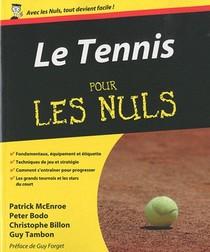 Le Tennis Pour Les Nuls