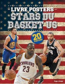 Livre Posters Stars Du Basket Us