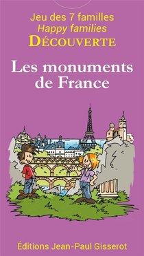 Jeu Des 7 Familles Decouverte - Les Monuments De France