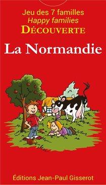 Jeu Des 7 Familles Decouverte - La Normandie