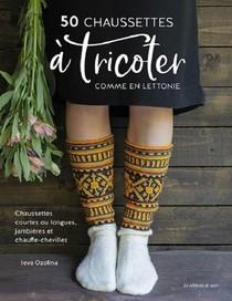 50 Chaussettes A Tricoter Comme En Lettonie