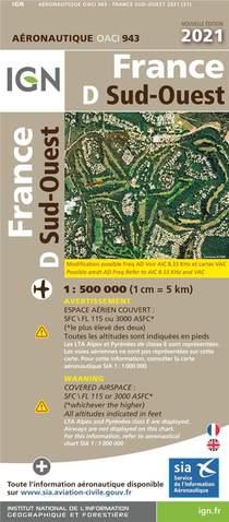 Oaci943 France Sud-ouest 2020