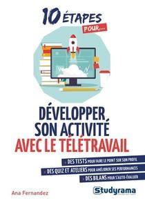 10 Etapes Pour... ; Developpez Son Activite Avec Le Teletravail