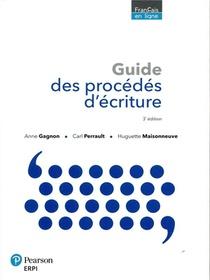 Guide Des Procedes D'ecriture 3e + Monlab