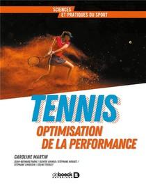 Tennis ; Optimisation De La Performance