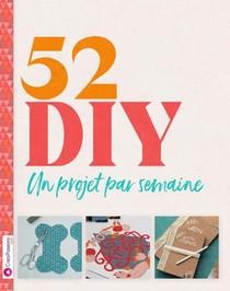 52 Diy : Un Projet Par Semaine Pour Une Annee Creative