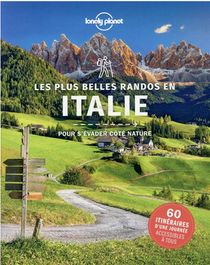 Les Plus Belles Randos En Italie (edition 2021)