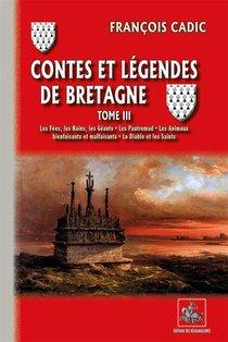 Contes Et Legendes De Bretagne T.3