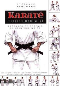 Karate Perfectionnement ; Preparer Et Obtenir Sa Ceinture Noire ; Les Informations Et Conseils Indispensables Pour Reussir Ses Passages De Grade