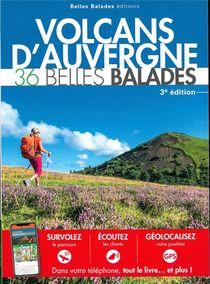 Volcans D'auvergne ; 36 Belles Balades