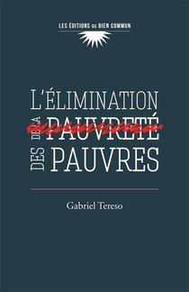 L'elimination Des Pauvres